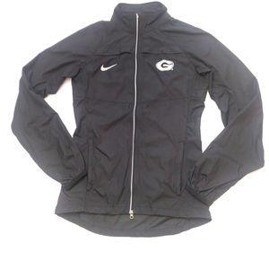 Nike UGA GA Bulldog -Green Bay- Vented Windbreaker